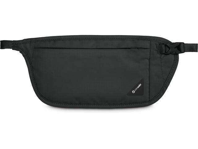 Pacsafe Coversafe V100 Riñonera, negro